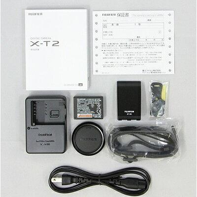 FUJI FILM Xシリーズ デジタルカメラ X-T2