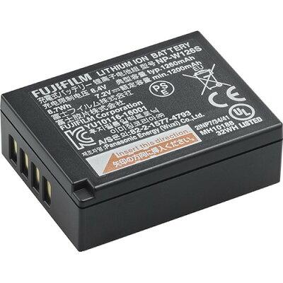 FUJI FILM 充電式バッテリー NP-W126S