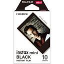 FUJI FILM INSTAX MINI BLACK