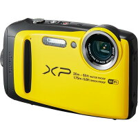 FUJI FILM FinePix XP XP120 YELLOW