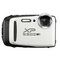 富士フイルム デジタルカメラ FinePix XP-130WH ホワイト(1台)