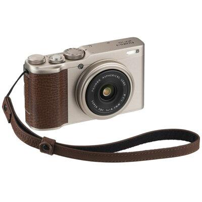 FUJI FILM コンパクトデジタルカメラ Xシリーズ 富士フイルム X XF10 CHAMPAGNE GOLD