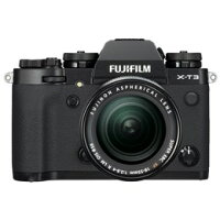 FUJI FILM Xシリーズ X-T3 ミラーレス一眼レンズキット BLACK