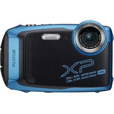 富士フイルム デジタルカメラ FinePix XP140SB スカイブルー(1台)