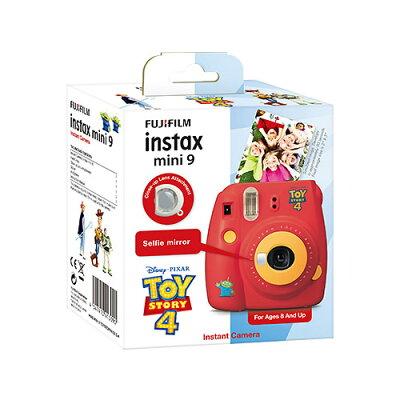 FUJI FILM INSTAX MINI9 TOY STORY4 インスタントカメラ