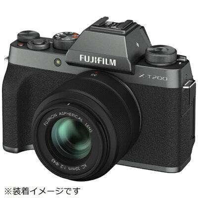 FUJI FILM フジノンレンズ XC35F2
