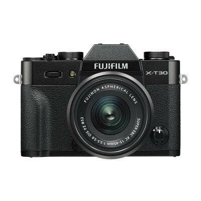 FUJI FILM X-T30 ダブルズームレンズキット BLACK