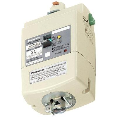 パナソニック Panasonic 漏電ブレーカ付プラグ 3P30A30mA DH24832K1