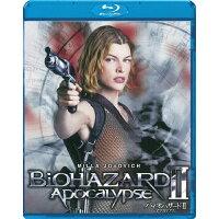 バイオハザードII アポカリプス/Blu-ray Disc/BLU-34799