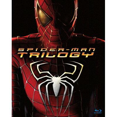 Blu-ray スパイダーマンTM トリロジーボックス/Blu-ray Disc/BPBH-660