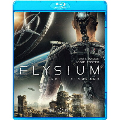 エリジウム/Blu-ray Disc/BRS-80316