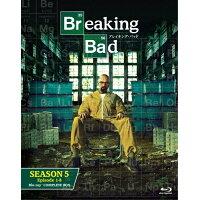 ブレイキング・バッド SEASON 5 COMPLETE BOX/Blu-ray Disc/BPBH-777