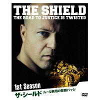 ソフトシェル ザ・シールド ルール無用の警察バッジ 1stシーズン/DVD/BPDH-00808