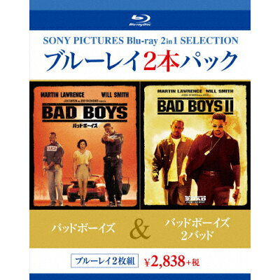 バッドボーイズ/バッドボーイズ2バッド/Blu-ray Disc/BPBH-1066