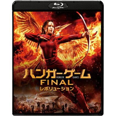 ハンガー・ゲーム FINAL:レボリューション/Blu-ray Disc/BLQ-80770