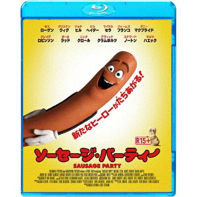 ソーセージ・パーティー/Blu-ray Disc/BLU-81006