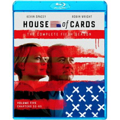 ハウス・オブ・カード 野望の階段 SEASON5 Blu-ray Complete Package/Blu-ray Disc/BPBH-1160