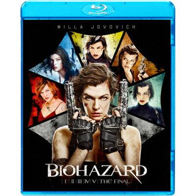 バイオハザード ブルーレイ コンプリート バリューパック/Blu-ray Disc/BPBH-1184