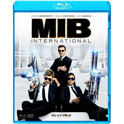 メン・イン・ブラック:インターナショナル ブルーレイ&DVDセット/Blu-ray Disc/BRBO-81555