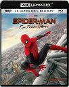 スパイダーマン:ファー・フロム・ホーム 4K ULTRA HD & ブルーレイセット(初回生産限定)/UHBL-81557