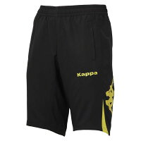 Kappa クロスパンツハーフ L BK1 KF412XH13