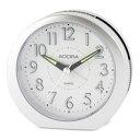 保土ヶ谷電子販売 時刻が見やすい目覚まし時計 HT-008
