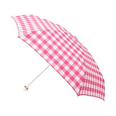 passage mignon because晴雨兼用ケース付折り畳み傘 ネイビー(193) 00