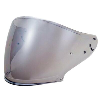 山城(ヤマシロ) エキストラ シールド CJ-2 ピンロック タイプ カラー:シルバー ベース:メロウスモーク SHOEI(ショウエイ) ヘルメット J-クルーズ 用