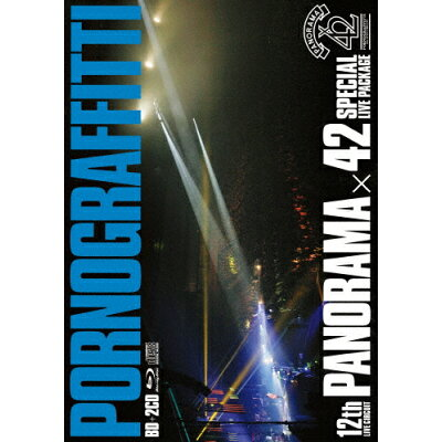 "12th LIVE CIRCUIT ""PANORAMA × 42"" SPECIAL LIVE PACKAGE/Blu-ray Disc/SEXL-27"