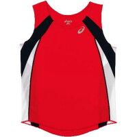 asics/アシックス XT2036-23 W'S ランニングシャツ レッド