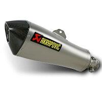 アクラポビッチ:AKRAPOVIC e1仕様スリップオンラインマフラー:K1300S 09 : K1300R 09