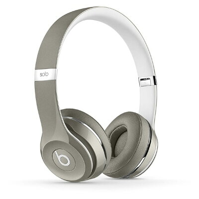 Beats by Dr Dre SOLO2 LUXE EDITION シルバー