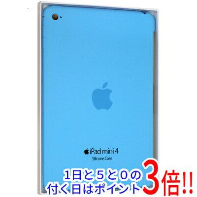 APPLE  iPad mini 4用 シリコンケース MLD32FE/A
