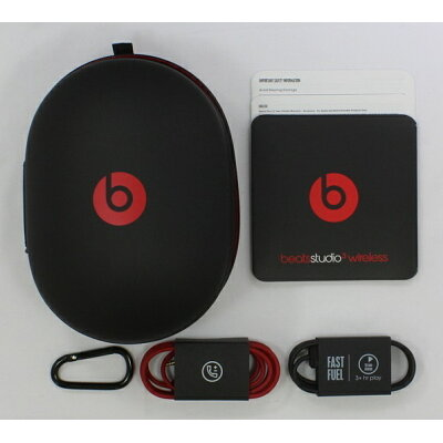 Beats by Dr Dre BEATS STUDIO3 WIRELESS レッド