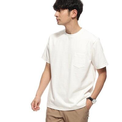 BASE CONTROL Men  ベースコントロール メンズ /SUKENAI 白Tシャツ