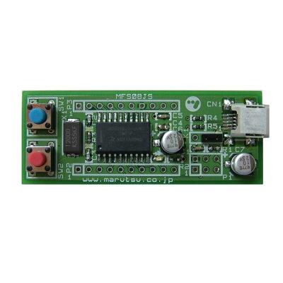 マルツエレック MC9S08JS16マイコンボード