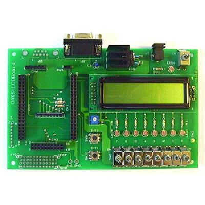 オークス電子 OAKS16専用LCDボード OAKS16-LCDKit