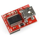 Arduino FTDI Basic Breakout - 5V DEV-09716