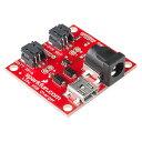Arduino USBLiPolyCharger-SingleCell PRT-12711