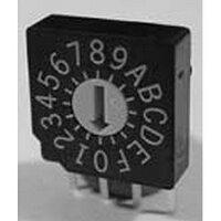 日本電産コパル電子 ディップロータリースイッチ 角10 SC-1011W