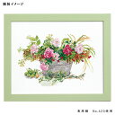 ルシアン 刺しゅうキット Fujico Collection 秋の庭から 675