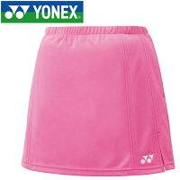 YONEX スカート 26006 色 : コスモスピンク サイズ : SS