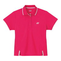 YONEX レディースシャツ スリムタイプ TW3772 色 : ブライトピンク サイズ : SS