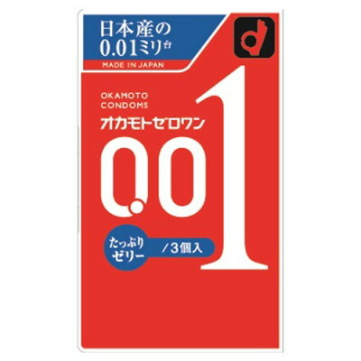 オカモト ゼロワン たっぷりゼリー(3コ入)