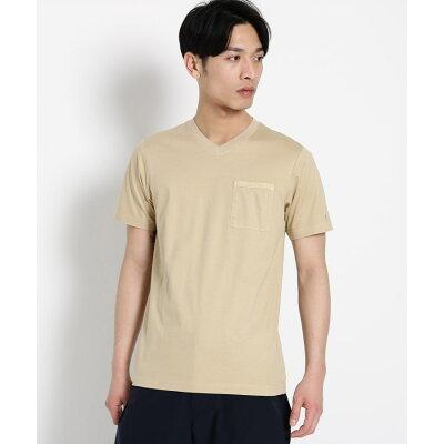 Dessin Men  デッサン メンズ  VネックポケットTシャツ