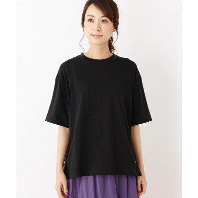 OPAQUE.CLIP スーピマコットンラフTシャツ