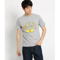THE SHOP TK Men ザ ショップ ティーケー メンズカレッジロゴTシャツ