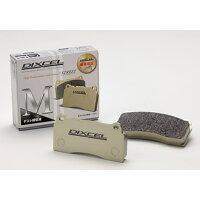 DIXCEL/ディクセル ブレーキパッド タイプM フロント スターレット 1300~1500 96/1~97/4 EP91 NA / NP90 M311184
