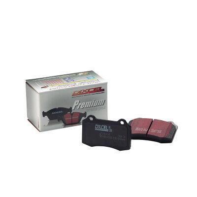 DIXCEL ブレーキパッド プレミアムタイプ P-0211652
