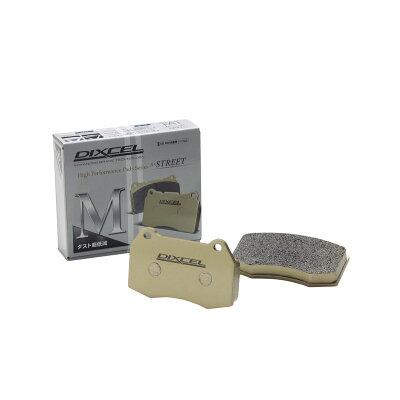 DIXCEL/ディクセル ブレーキパッド タイプM リア BMW MINI CLUBMAN F54 COOPER S/COOPER SD 15/11~ LN20/LR20 M125 5332
